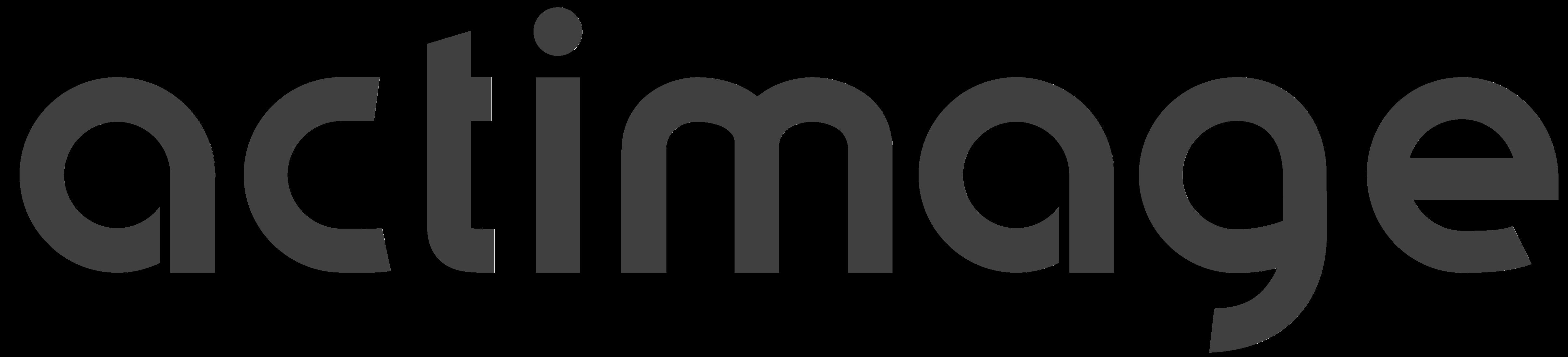 Logo Actimage Digital Intelligence